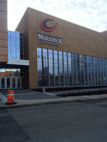 Malcom X College